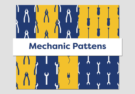 Repeating Tools Pattern