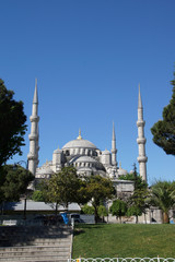 Sultan Ahmet Camii ( Blue Mosque )