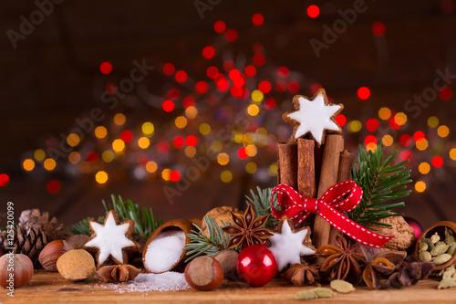 backen f r weihnachten stockfotos und lizenzfreie bilder. Black Bedroom Furniture Sets. Home Design Ideas
