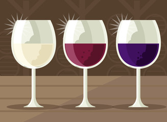 blends of wine