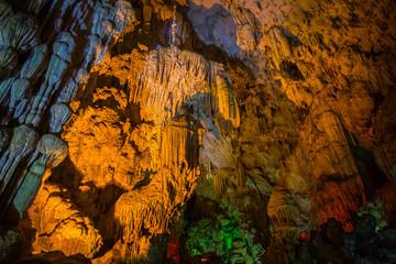 Vietnam's Paradise cave