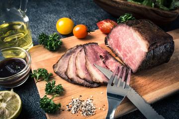 ローストビーフ 料理イメージ