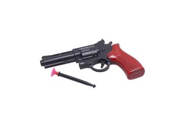 Toy pistol.