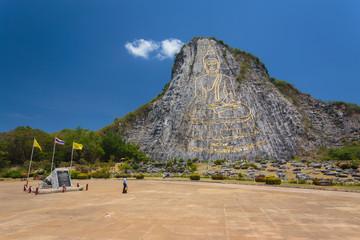 buddhist carved