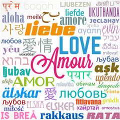 """affiche""""amour"""""""