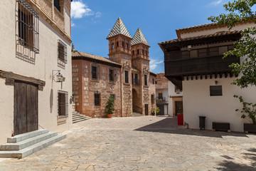 Spanish street view.