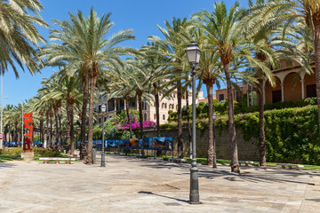 Palma de Mallorca resort