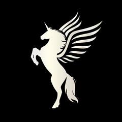 Unicorn silver