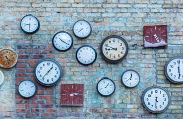Multiple clock