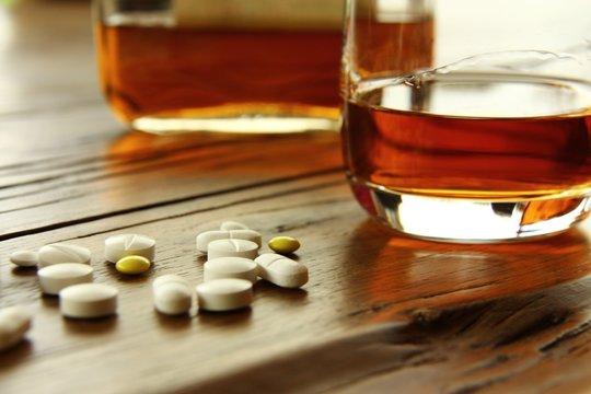 tabletten alkohol cocktail III