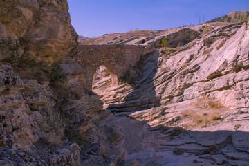 Stone Bridge, Stone, Canyon, Taş Köprü, Kanyon