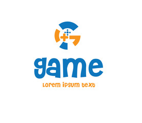 Game Logo Design Concept