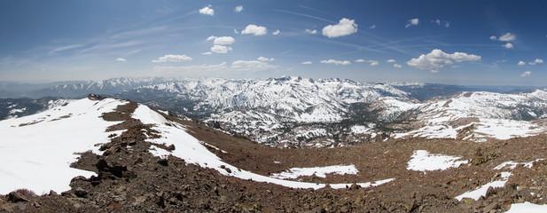 Sonora Peak Panorama