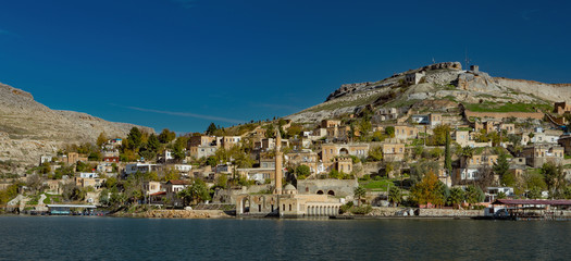 The New Halfeti town in Gaziantep Turkey