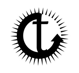 T Logo Concept