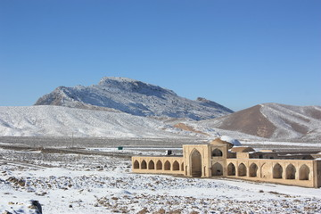 Caravansérail, Iran