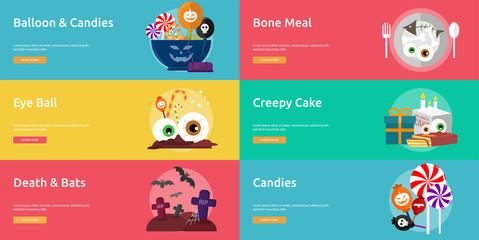 Halloween Conceptual Design