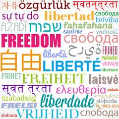 """mot""""liberté"""""""