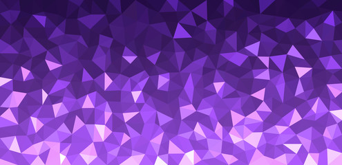 Purple geometric texture abstract background.