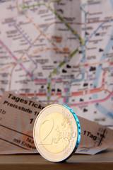 Fahrtkosten für öffentliche Verkehrsmittel