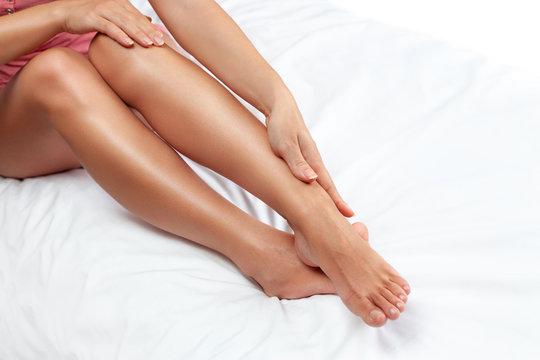 Smooth legs