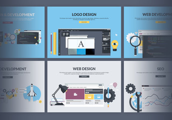 Graphics and Design Web Layouts