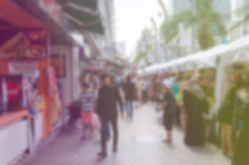 blur market street