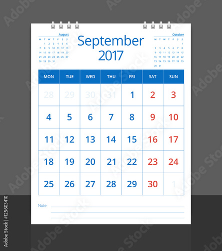 X Files Calendar : Quot calendar desk september layout template