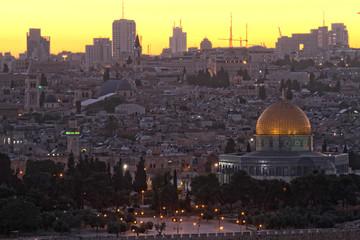 Gerusalemme città santa