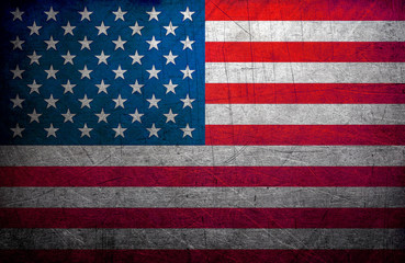America background, USA flag