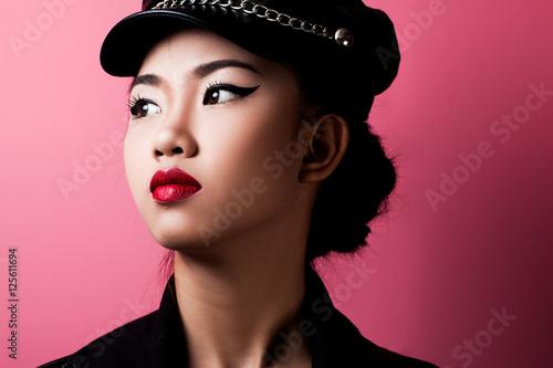 Free asian model