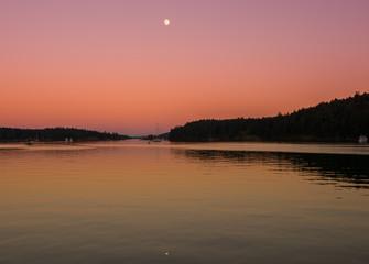 Reid Harbor Twilight