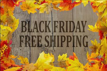 Black Friday Shopping Free Shipping