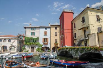 Torri del Benaco, Gardasee, italien