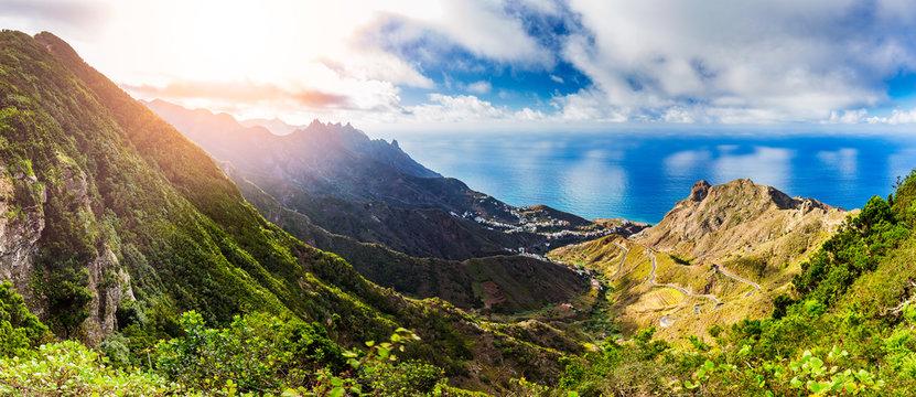 Anaga Mountains, Taganana, Tenerife