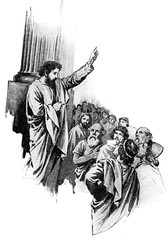 """Paul told the philosophers of the Athens that """"Lord of heaven an"""