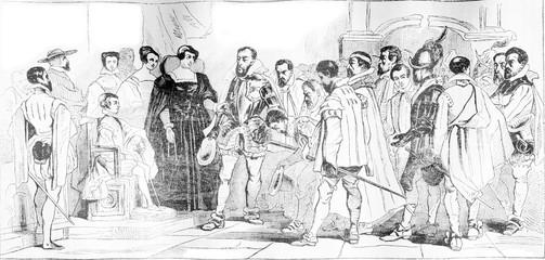 1836 Exhibition of Painting, Francois de Lorraine, Duke of Guise