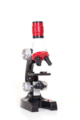 Microscope ,work tool in the Laboratory