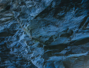 blue stone texture background