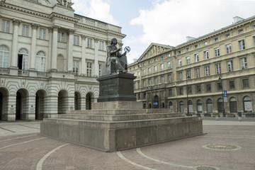 Copernicus Statue, Warsaw