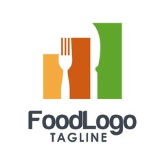 food vector logo