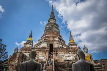 Wat Yai Chai Mong Khol Phra Nakhon Si Ayutthaya