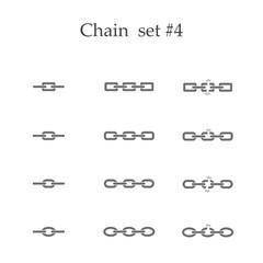 Chain set four