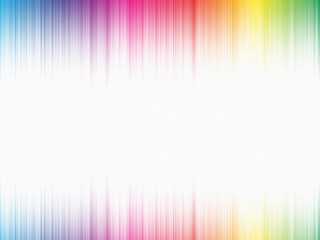 color spectrum white background