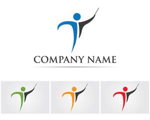 Teacher training business logo