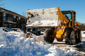 Snow Removal - Fiskdale, MA