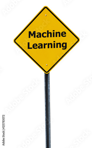 machine learning text