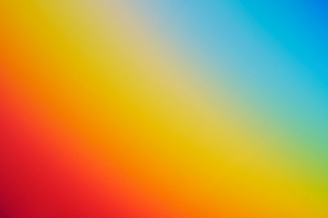 Abstract gradient background with soft color tones. DVD-RW surface macro shot.