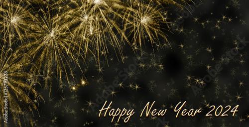 happy new year silvester 2024 fotos de archivo e. Black Bedroom Furniture Sets. Home Design Ideas