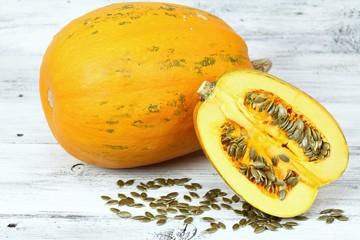 Oil pumpkin seeds